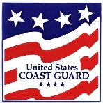 Armed Forces and Military Gift Tile Wall Plaques, U.S. Coast Guard Wall Plaque by Besheer Art Tile