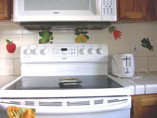 Kitchen Backsplash Tile Design Your Own Kitchen Installation